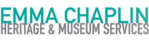 Emma Chaplin: Heritage & Museum Services